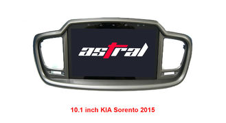 Android 4.4 / 6.0 KIA DVD Player 1080P HD Video Built In GPS Navigation / Bluetooth