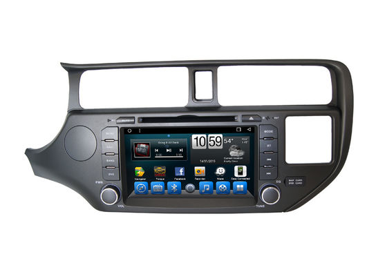 Kia K3 Integrated Navigation System Support Internet Download / Install