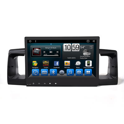 "الصين Full-Touch Audio Video Navigation Player FM RDS 10.1 ""Screen Corolla 2013 2014 المزود"