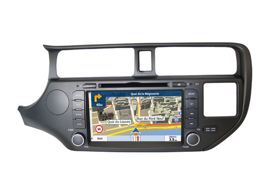 Indash Infotainment System Kia Audio DVD Player RIO K3 2011-2015 4G SIM Card