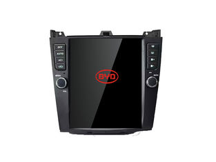 شاشة تسلا BYD G6 Radio GPS Navigation Central Multimidia Recevier Music System